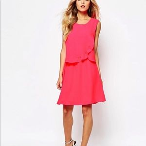Y.A.S. Calvin Dress with Ruffle Waist (from ASOS)